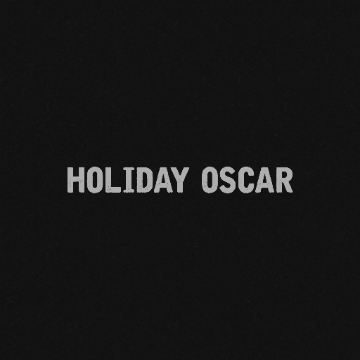 Holiday Oscar Carousel Going Solo